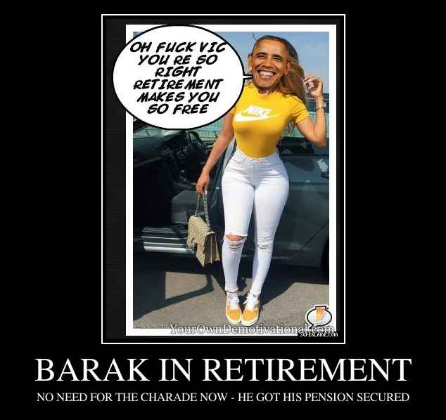 BARAK IN RETIREMENT