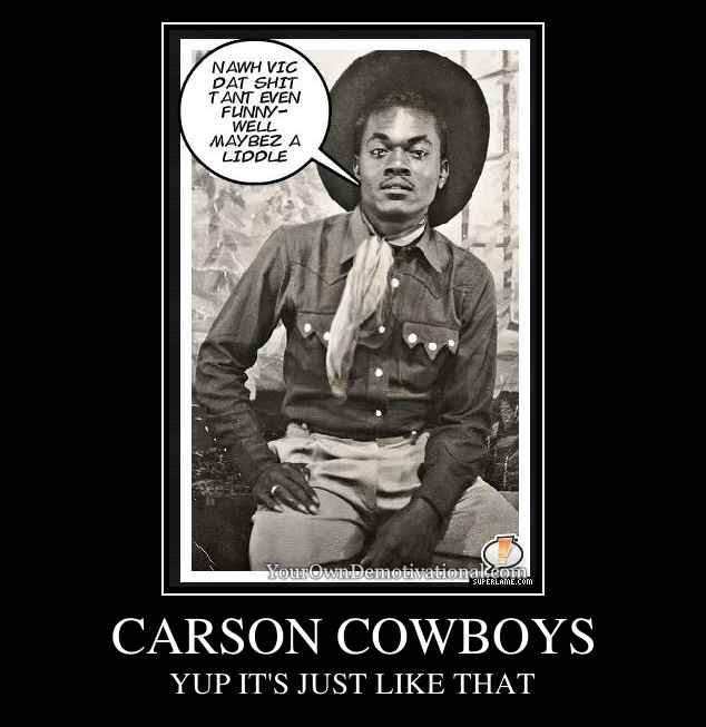 CARSON COWBOYS