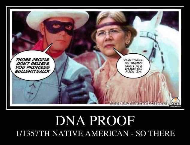 DNA PROOF