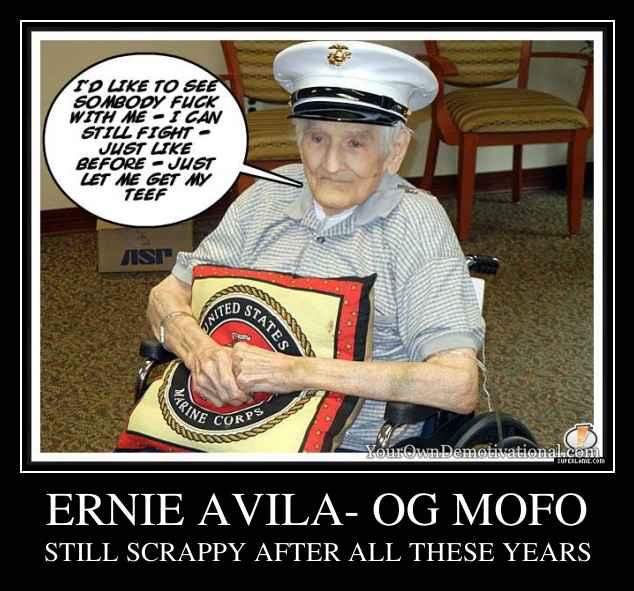 ERNIE AVILA- OG MOFO