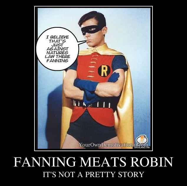 FANNING MEATS ROBIN