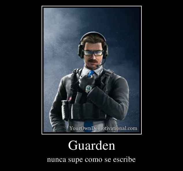 Guarden