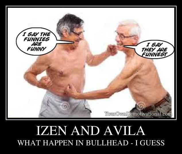 IZEN AND AVILA