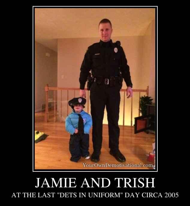 JAMIE AND TRISH