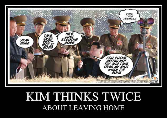 KIM THINKS TWICE