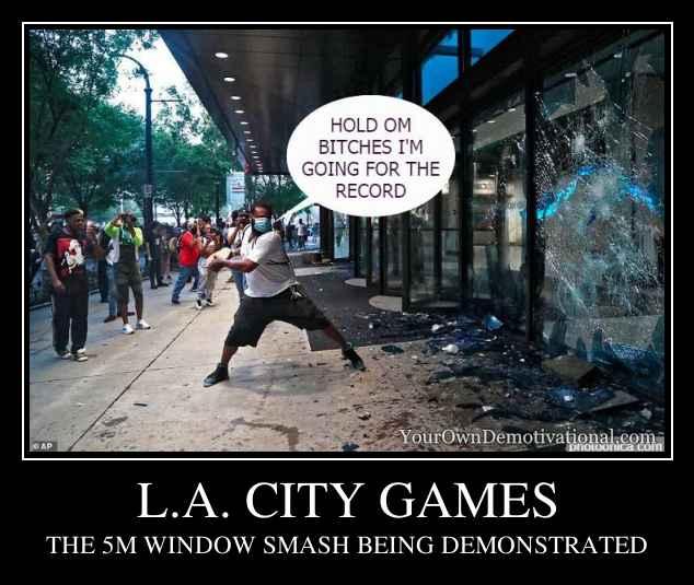 L.A. CITY GAMES