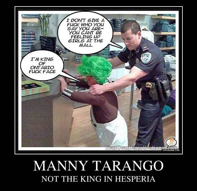 MANNY TARANGO