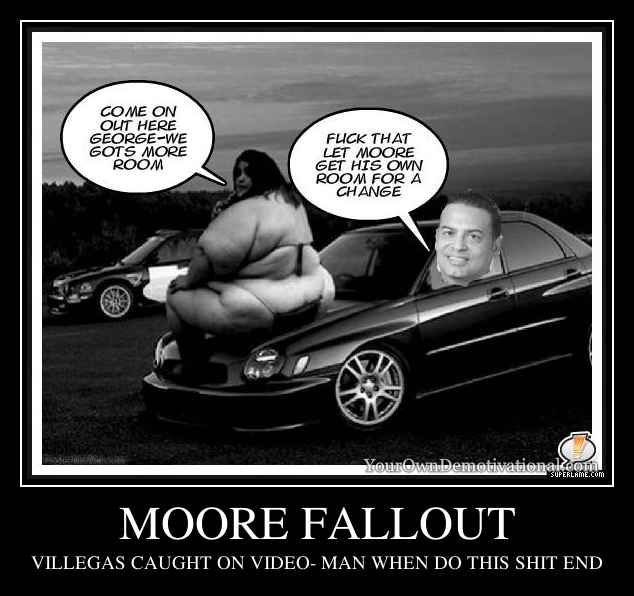 MOORE FALLOUT