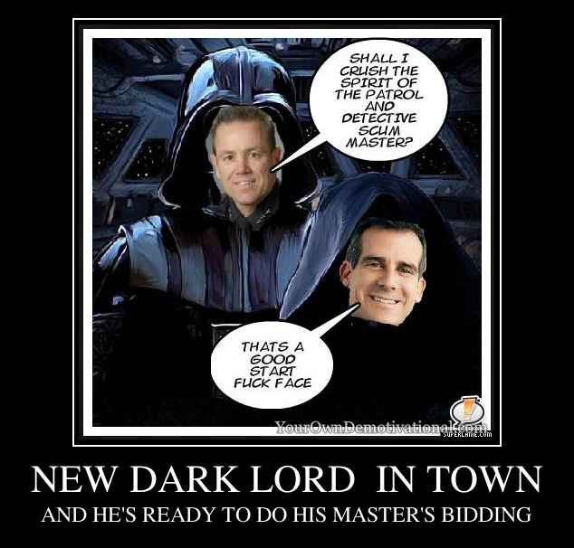 NEW DARK LORD  IN TOWN
