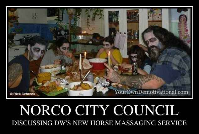 NORCO CITY COUNCIL