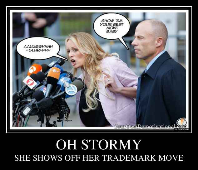 OH STORMY