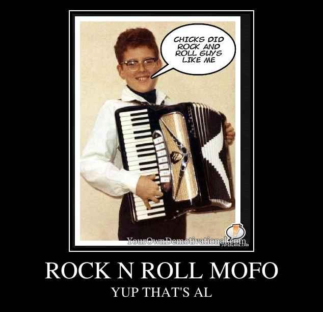 ROCK N ROLL MOFO