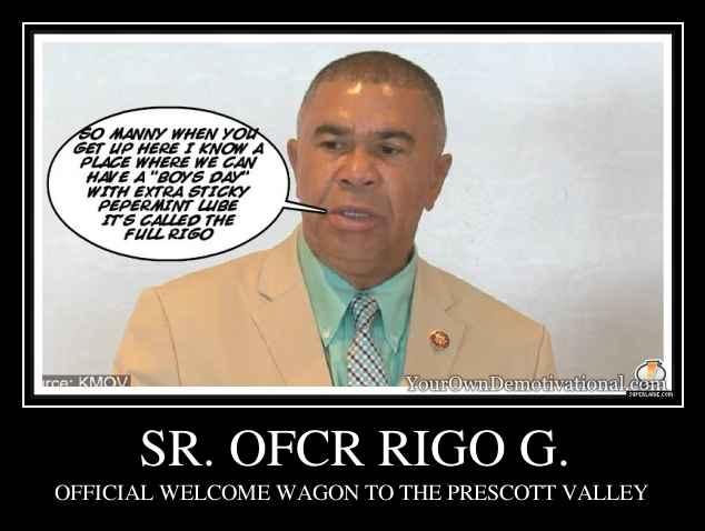 SR. OFCR RIGO G.