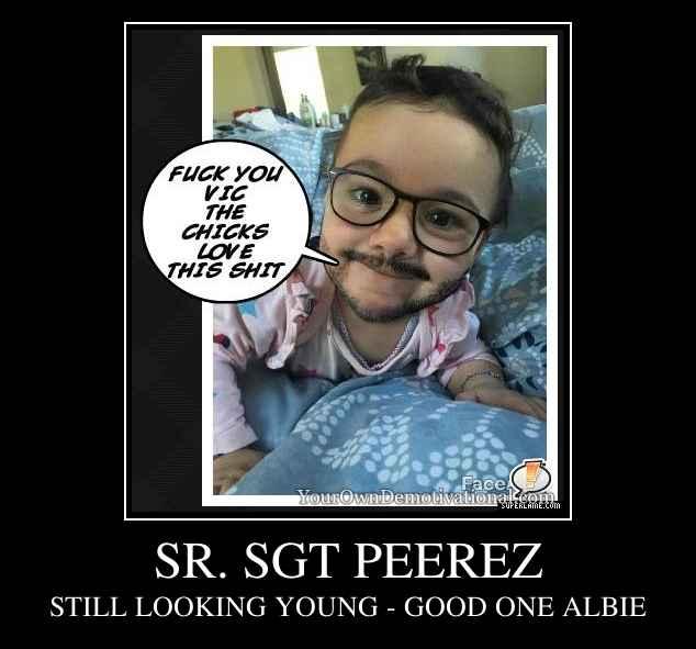 SR. SGT PEEREZ