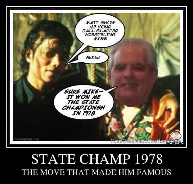 STATE CHAMP 1978