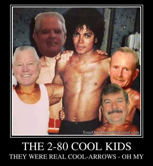 THE 2-80 COOL KIDS