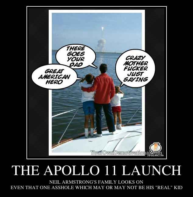 THE APOLLO 11 LAUNCH