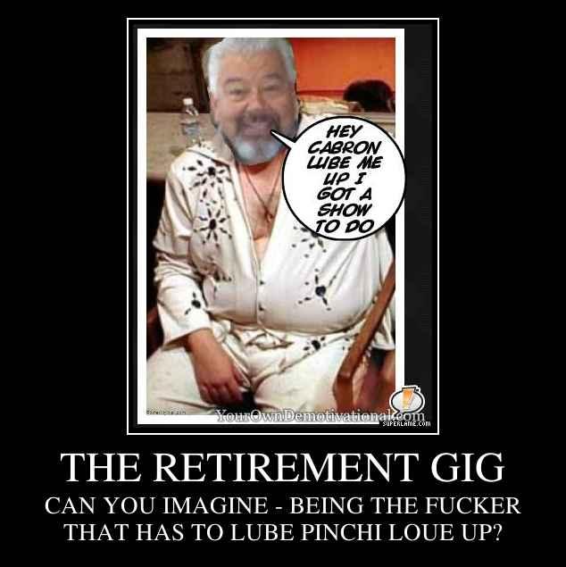 THE RETIREMENT GIG