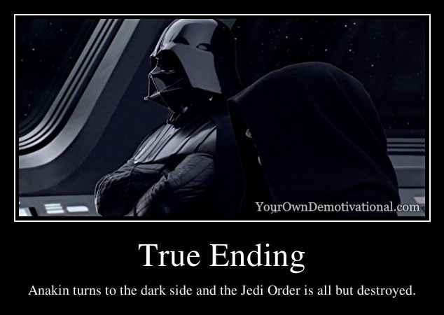 True Ending