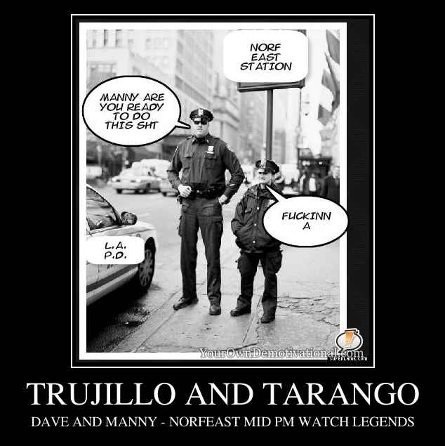 TRUJILLO AND TARANGO