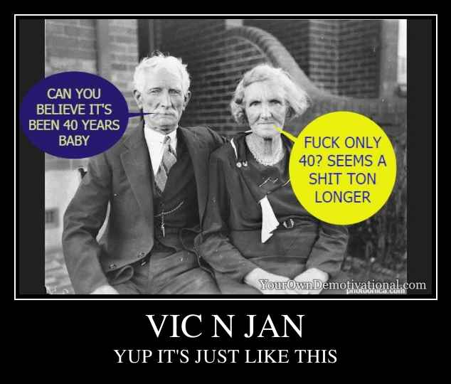 VIC N JAN