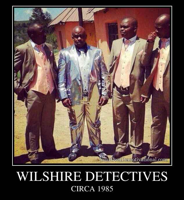 WILSHIRE DETECTIVES